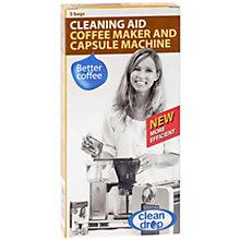 Rengøring til kaffemaskine og elkedel