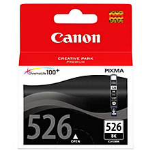 Canon CLI-526BK blækpatron - sort