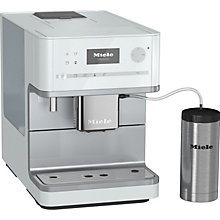 MIELE ESPRESSO MACHINE BRILLIA