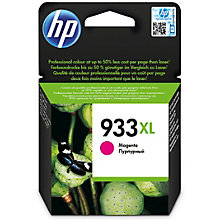 HP 933XL ink magenta Officejet 6700