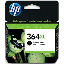 HP No.364 XL black ink cartridge