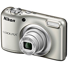 NIKON COOLPIX A10 SILVER BATTERY