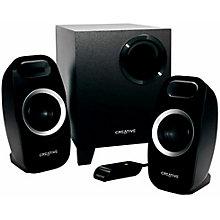 Inspire T3300 2.1 Speaker (Black)