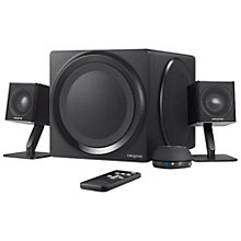 2.1 BT Wireless Digital Speaker System