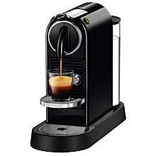 Nespresso Citiz D112 kapselmaskine - sort