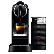 Nespresso Citiz & Milk kapselmaskine D122 - sort