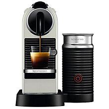 Nespresso Citiz & Milk kapselmaskine D122 - hvid