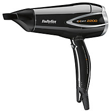 BABYLISS HAIR DRYER 2200W