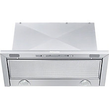 MIELE HOOD STD 60CM PULL OUT STEEL
