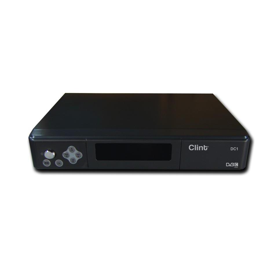 Clint DC1 DVB-C