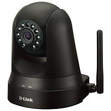 mydlink Home Cam, CMOS, PAZ, H.264, IR