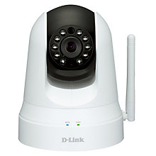 D-Link DCS5020L Night & day camera zoom