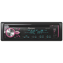 PIONEER CAR STEREO CD/FM/BT/USB