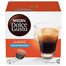 DOLCE GUSTO LUNGO DECAF