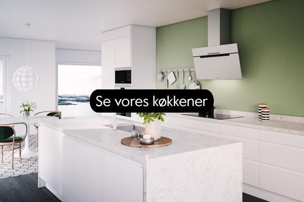 Et funktionelt og smukt køkken er hjertet i dit hjem