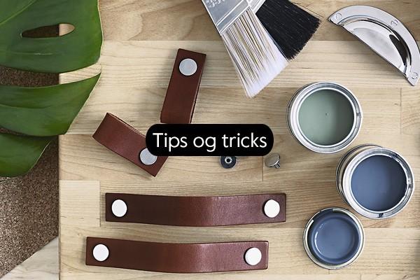 Se vores nyttige tips og tricks