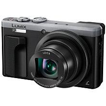 Panasonic Lumix DMC-TZ80 ultrazoom kamera (Sølv)