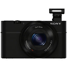 SONY DSC RX100 20,2MP 3,6X F1.8 FULL HD