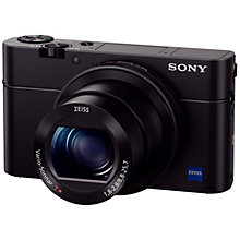SONY DSC RX100 MARK 3