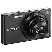 SONY W830 20,1MP CCD 8X 25MM B