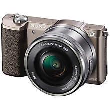 SONY A5100 16-50MM E-MOUNT