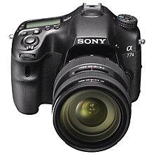 SONY SLT-A77 Mark II 16-50MM