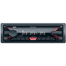 SONY CAR AUDIO FM/DAB+/USB