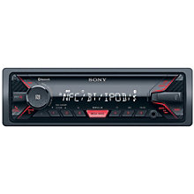 SONY CAR AUDIO FM/BT/USB
