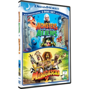 2Pak Monsters mod Aliens og madagascar2