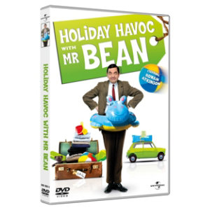 Mr Bean: Holiday Havoc (DVD)