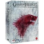 Game of Thrones: sesong 1+2 (DVD)