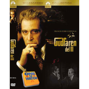 The Godfather 3 - Kummisetä 3 (DVD)