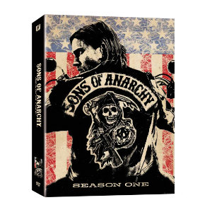 Sons of Anarchy: sesong 1 (DVD)