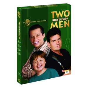 Two and a Half Men - Kausi 3 (DVD)
