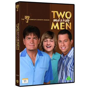 Two and a half men - Kausi 7 (DVD)
