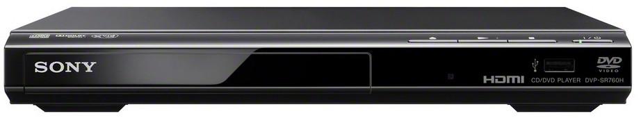DVPSR760HB : Sony DVD-spiller DVP-SR760H (sort)