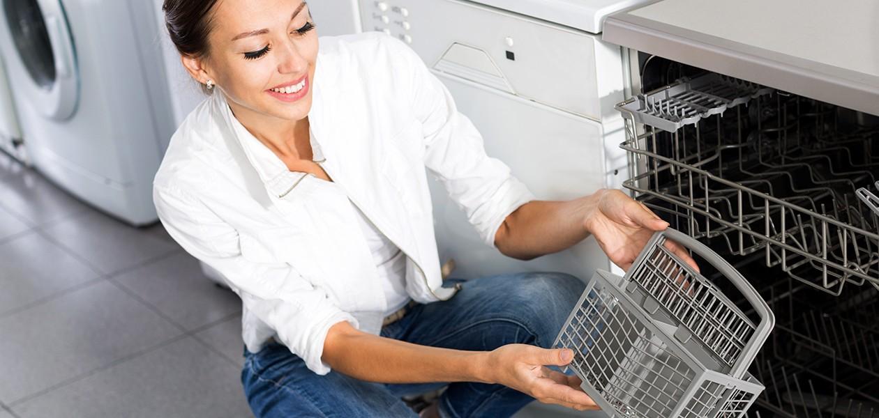 Tilbehør til opvaskemaskiner