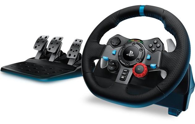 Bli racingförare med G29 Driving Force
