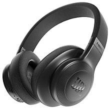 JBL E55BT around-ear hovedtelefoner - sort