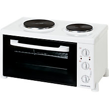 ECOTRONIC TABLE COOKER 26L OVE