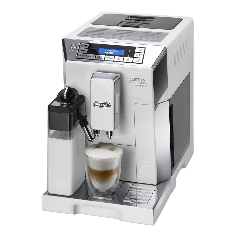 DeLonghi Eletta kaffemaskin ECAM 45.760.W