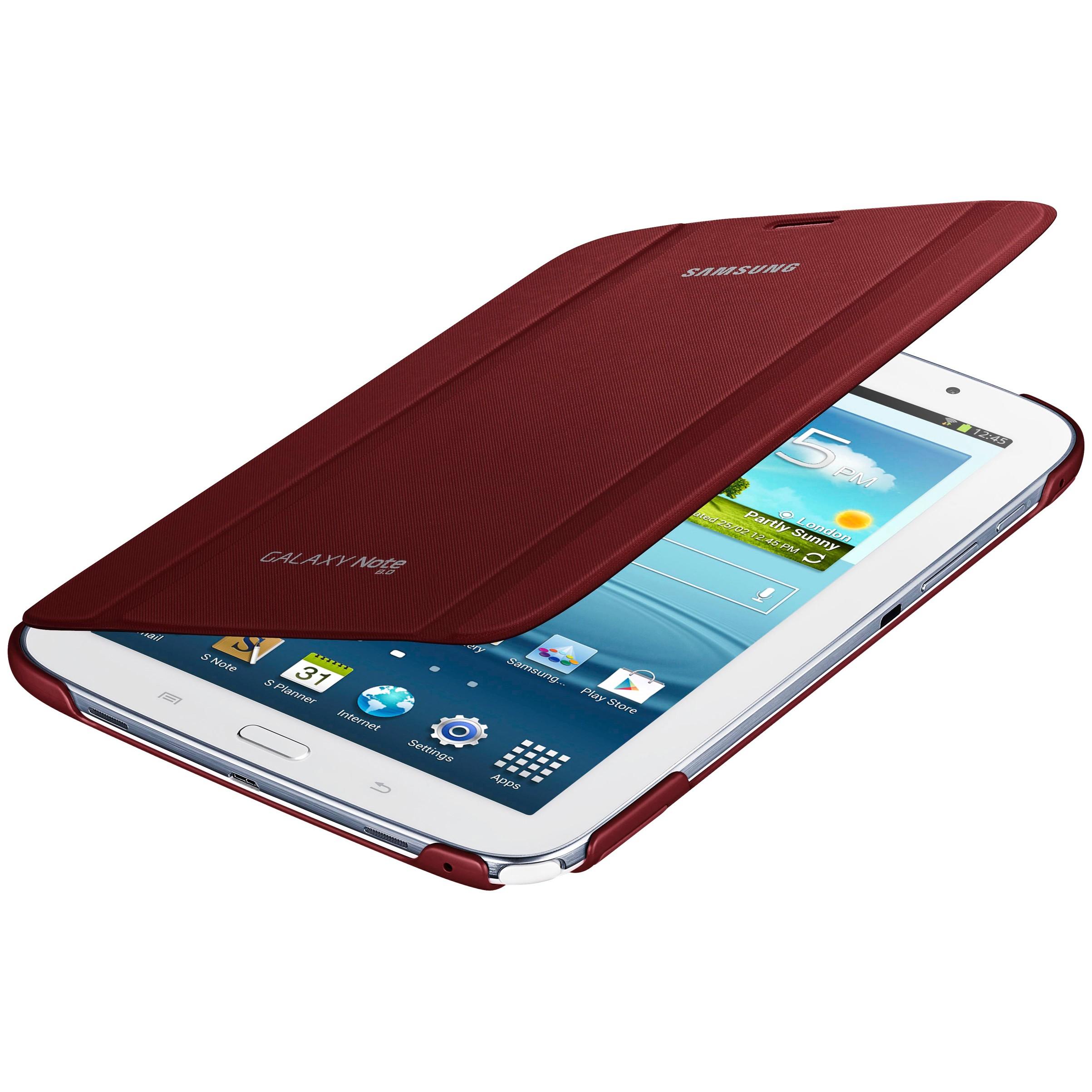 EF-BN510BREGWW : Samsung Book Cover deksel for 8.0