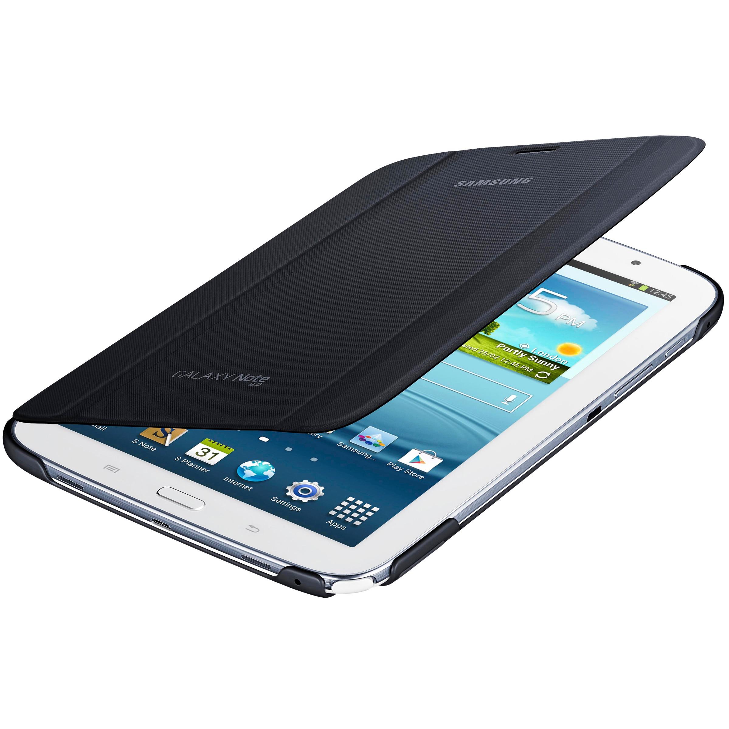 EF-BN510BSEGWW : Samsung Book Cover deksel for 8.0