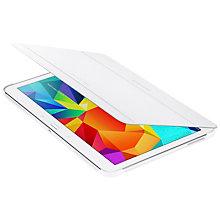 "Galaxy Tab 4 10.1"" - Book Cover white"