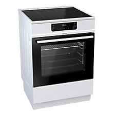 GORENJE COOKER INDUCTION DISPLAY 70L WHI