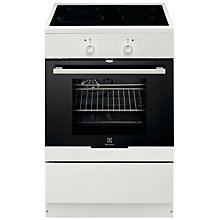 ELECTROLUX COOKER 60CM. INDUCTION A