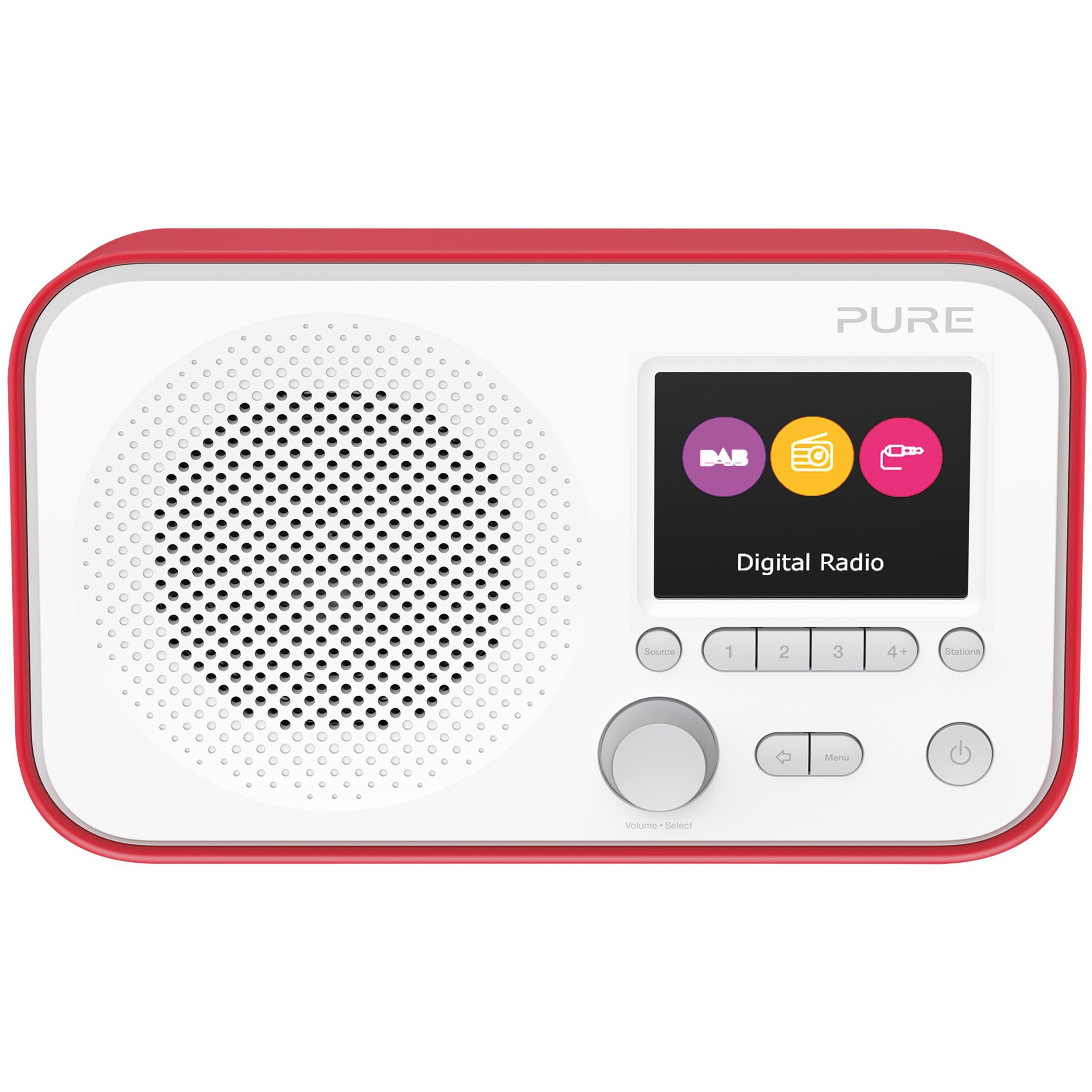 VL-62954 : Pure Elan E3 portabel DAB-radio (radio)