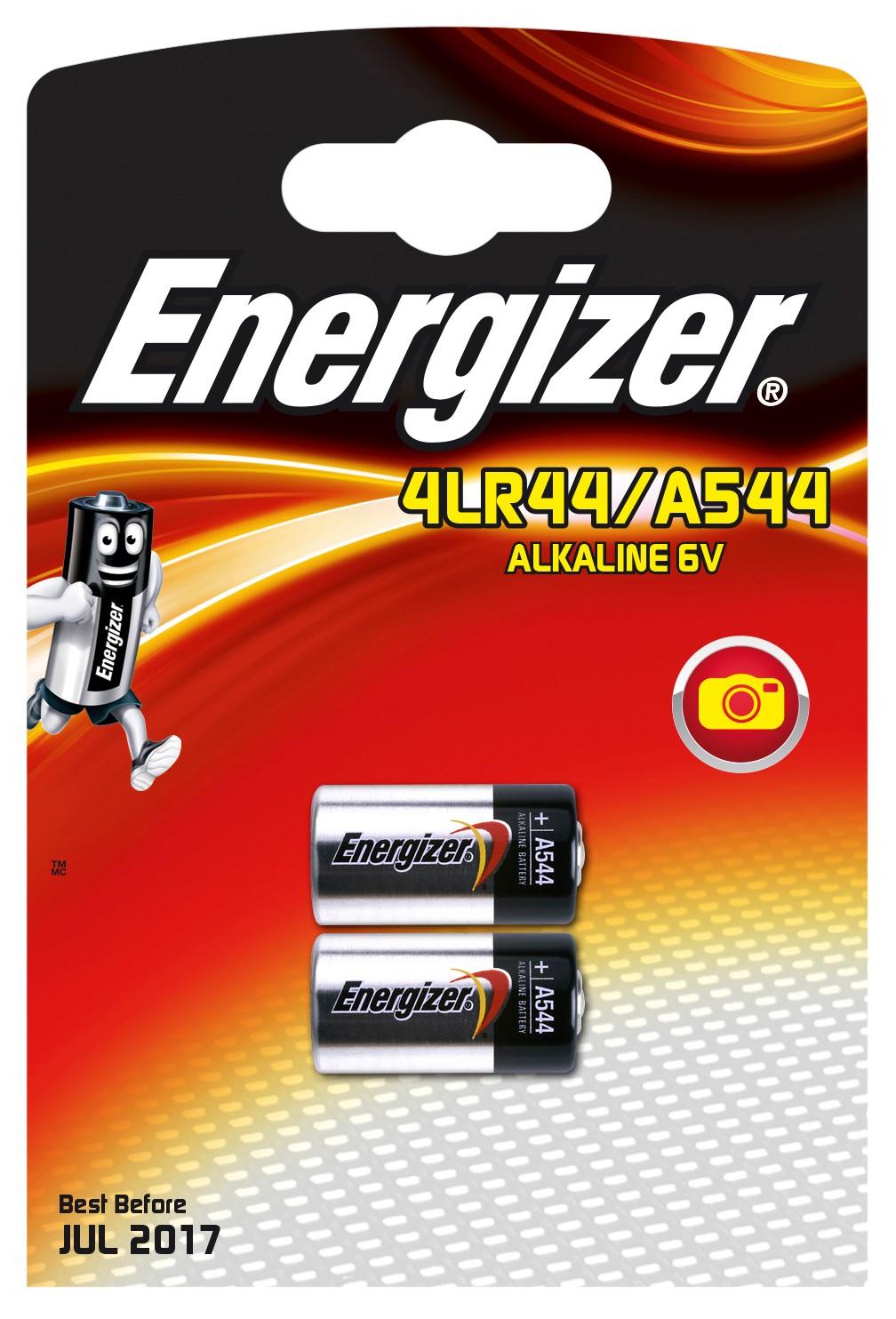 235407 : Energizer ALP44/A544 batteri (2 stk)
