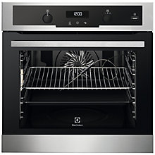ELECTROLUX OVEN PYROLYTIC 71L