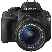 Canon EOS 100D 18-55mm IS STM